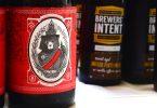 Luckinghole Creek beer bottle