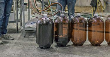 beer kegs PET