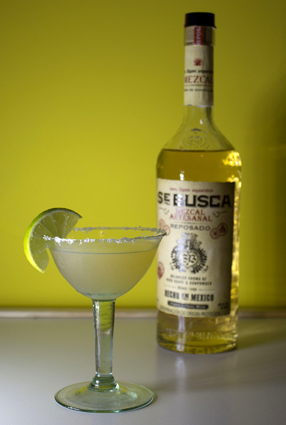 East Mezcal Margarita Recipe