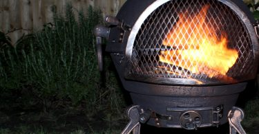 how to use a chiminea