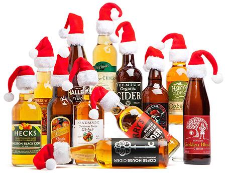 cider gift for Christmas