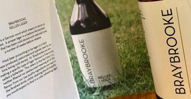 Braybrooke Keller Lager Bottle