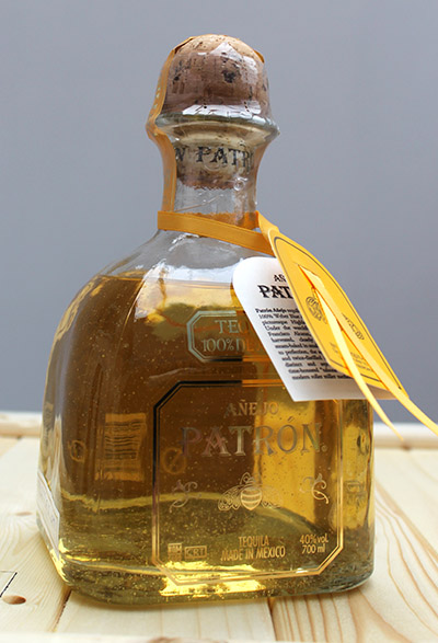patron tequila cocktail ingredient