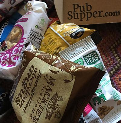 Pub Supper Snacks Box Subscription