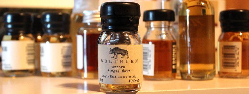 Wolfburn distillery aurora sherry cask