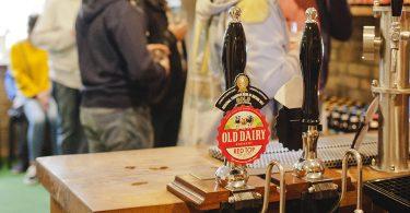 The Old Dairy Beer Kent