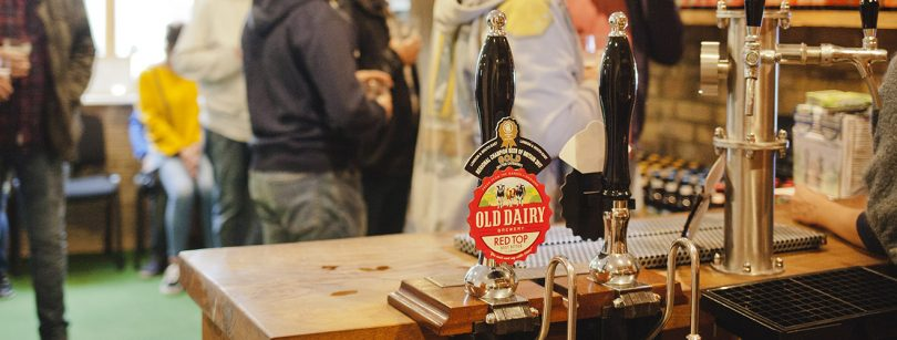The Old Dairy Beer Kent