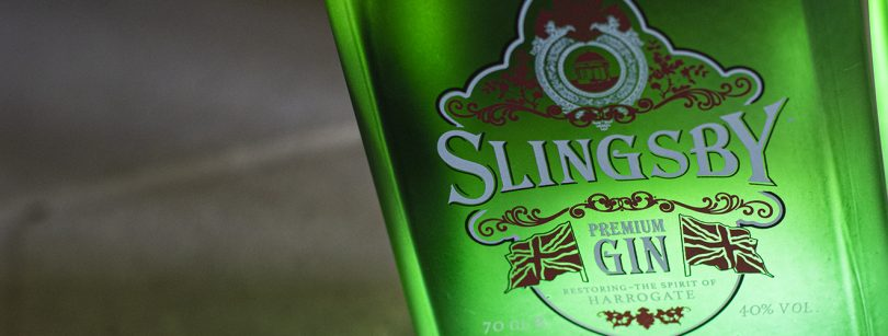 Flavoured Slingsby Gin Review