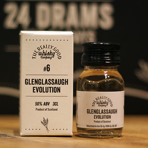 Glenglassaugh Evolution Whisky Review