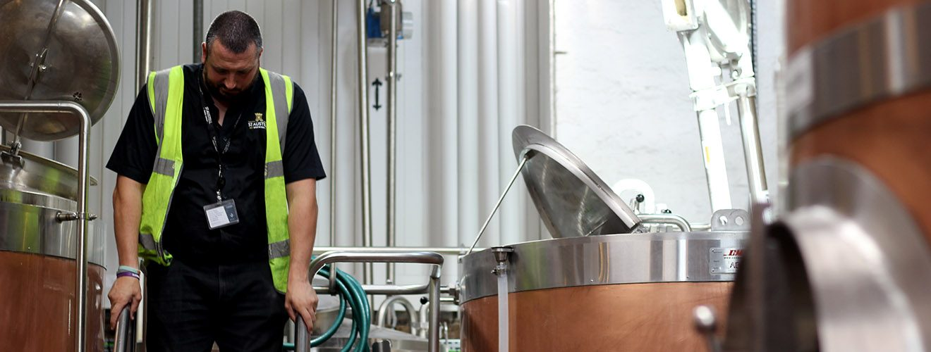 Rob Orton Brewing Manager