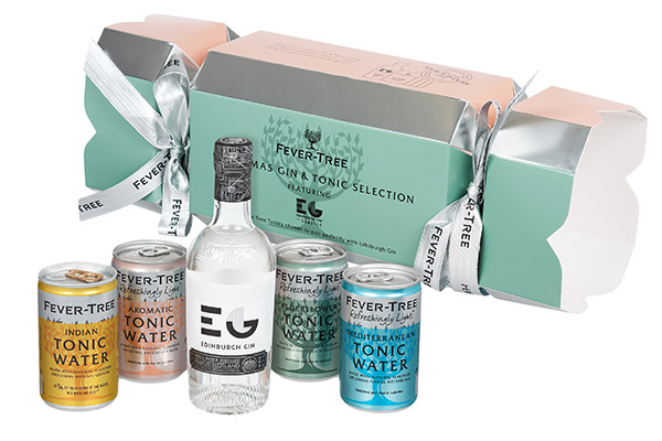Fever tree Christmas gift