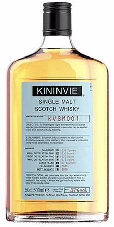 KVSM01 Whisky Kininvie