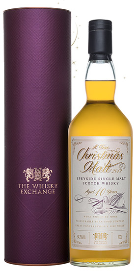 A Christmas Malt Whisky