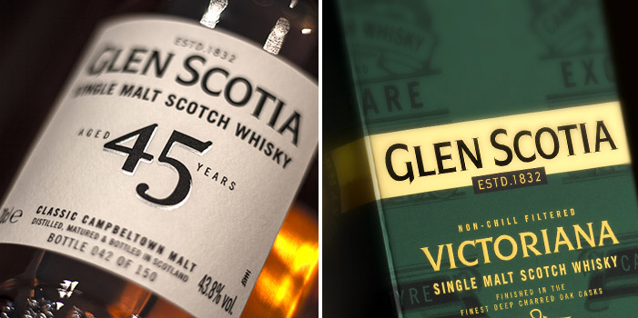 Glen Scotia 45 year old release