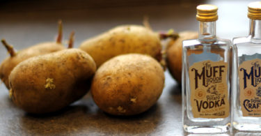 potato gin and vodka