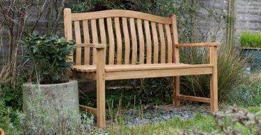 Sloane and Sons Teak Bench