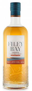Filey Bay Whisky Bottle