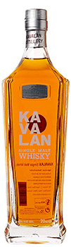 Kavalan Whisky Bottle