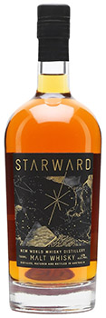 Starward Whisky Bottle