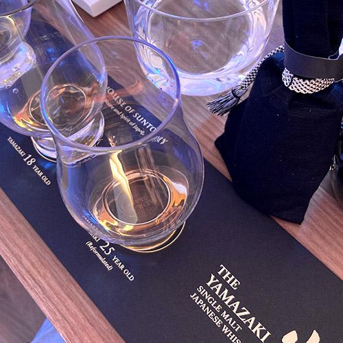 Yanakazi Distillery whiskies